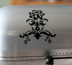 Vinyl Decals For My Mixer Primp My Spin Bling 4my Kitchen Aid Cupcakes Crinoline