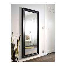 hemnes mirror black brown 29 1 8x65