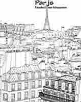 Parijs Kleurboek Voor Volwassenen 1 By Snels Nick Amazon Ae