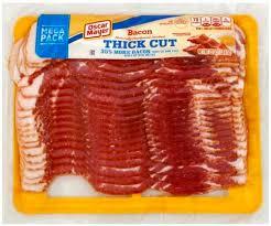 oscar mayer thick cut naturally