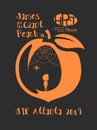 The TROUPE - James and the Giant Peach Cast List — High Point Community  Theatre
