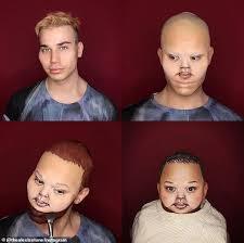 makeup artist goes viral after