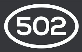 Amazon Com 502 Area Code Sticker Kentucky Louisville Frankfort City Pride Love Vinyl Decal Sticker Car Waterproof Car Decal Bumper Sticker 5 Kitchen Dining
