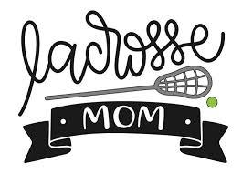 Lacrosse Mom Car Decal Etsy