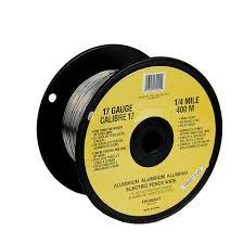 Zareba Mile 17 Gauge Aluminum Wire Fw 00001t Zarebasystems Com