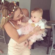 Brisbane premature baby defies odds to celebrate birthday | Daily Mail  Online