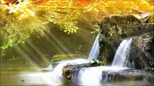 waterfall animated wallpaper you