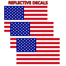 Bumper Stickers Decals Magnets 3 Packs 3x5 In Hard Hat Trucks Support Police Fire Officers Military Troops Creatrill Reflective Tattered Thin Blue Red Green Line Decal Matte Black American Usa Flag