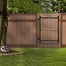 Adjust A Gate System Wood Fence Gate Frame 3 Rail 60 In H 36 In 60 In W Home