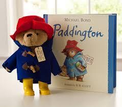 Paddington Bear Book Plush Set Kids Books Pottery Barn Kids
