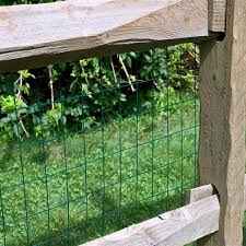 Garden Zone 50 Ft X 36 In Green Pvc Coated Steel Welded Wire Rolled Fencing Lowe S Canada