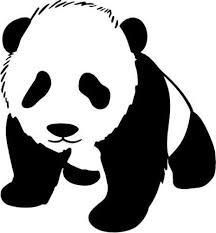 Amazon Com Panda Bear Animal Wildlife Vinyl Graphic Car Truck Windows Decor Decal Sticker Die Cut Vinyl Decal For Windows Cars Trucks Tool Boxes Laptops Macbook Virtually Any Hard Smooth Surface