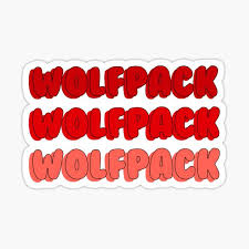 Nc State Stickers Redbubble
