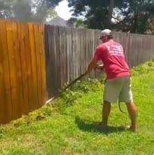 Pressure Washing Your Privacy Fence Extreme Clean Of Georgia