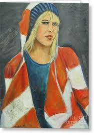 The Patriot Painting by Georgia Johnson