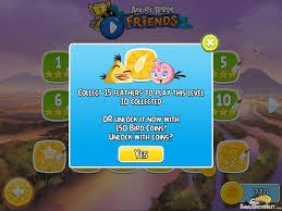 Angry Birds Rio Birdcoins Level unlock
