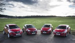 VAUXHALL EXPANDS POPULAR GRIFFIN RANGE   Media Vauxhall UK