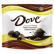 peanut er and dark chocolate candy