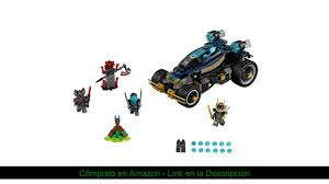 ❎ LEGO Ninjago-Samurái VXL (70625) - YouTube