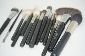 pac makeup brushes review sakshi tewari
