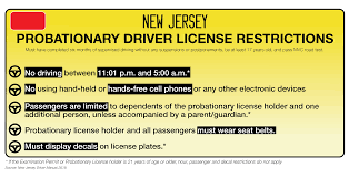 Do N J Teen Driver Decals Make Driving Safer Whyy