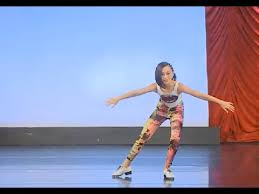 Ava Brooks - Beats by A (solo for mini best dancer at the dance awards  2015) - YouTube