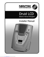 Nemtek Druid Lcd Installer Manual Pdf Download Manualslib