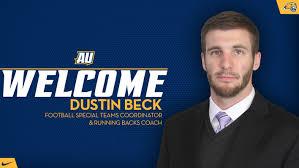 Football promotes Beck to special teams coordinator - Averett University  Athletics
