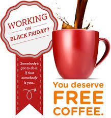 working on black friday seattle s best coffee wants to send you