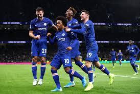 Тоттенхэм Челси 0:2 смотреть онлайн трансляцию матча АПЛ 22.12.2019 -  Телеканал Футбол