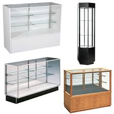 display cases showcases american