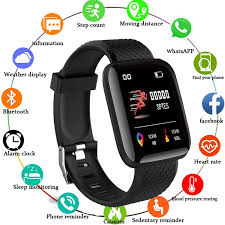 smart watch men blood pressure
