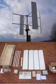 vertical wind turbine vawt
