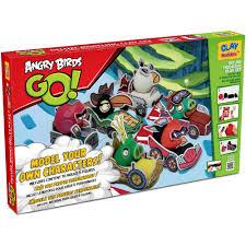 Angry Birds GO Clay Buddies Super Pack - Walmart.com - Walmart.com