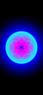 1242x2688 sacred geometry spiritual