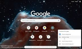 set a custom picture as chrome new tab