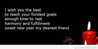 best goals new year