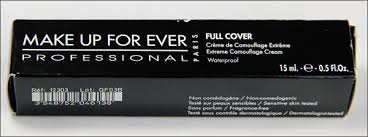 review make up for ever full cover