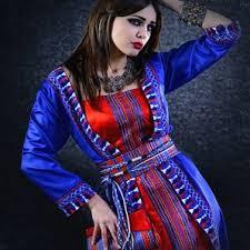 photos de robes kabyles modernes et