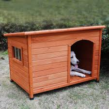 Outdoor Dog Kennels For Small Dog In 2020 Wooden Dog House Wood Dog House Dog Houses