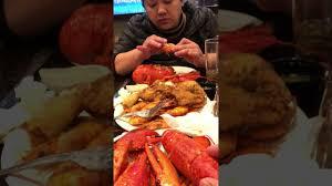 San manuel lobster buffet - YouTube