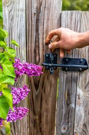246 Gate Latch Wood Fence Stock Photos Pictures Royalty Free Images Istock