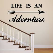 Adventure Wall Decals Wayfair