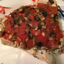 Red Snapper in Parchment Paper Recipe ...
