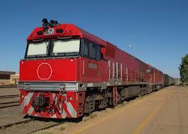 The Ghan Train | Darwin