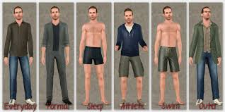 mod the sims russell tovey george
