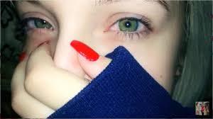 صور بنات عيون خضر