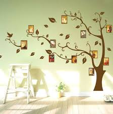Removable Vinyl Family Photo Tree Wall Decal Wall Art Wall Sticker Family Photo Tree By Customwalldecal Sold By Customwalldecal On Storenvy