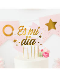 Cake Topper Kit Adulto Mr Wonderful