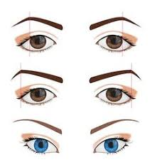 how to makeup downturned eyes